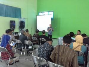 Kunjungan Studi Banding Kabupaten Bandung ke Tlogomas