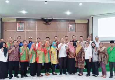 Rapat Koordinasi Pembinaan dan Pemberdayaan KIM serta Sosialisasi Anugerah Pewarta Jatim 2019