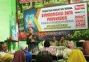 Sinkronisasi Data Pronangkis diwilayah Kelurahan Purwantoro 2019