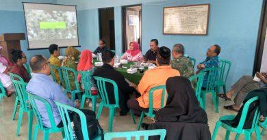 Anjangsana KIM Kota Malang di Kim Cemara Hijau