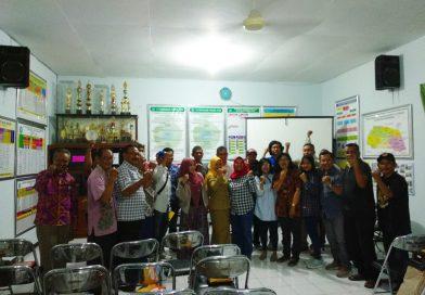 Pembinaan KIM Ganjur, Pengenalan Program ADINDA