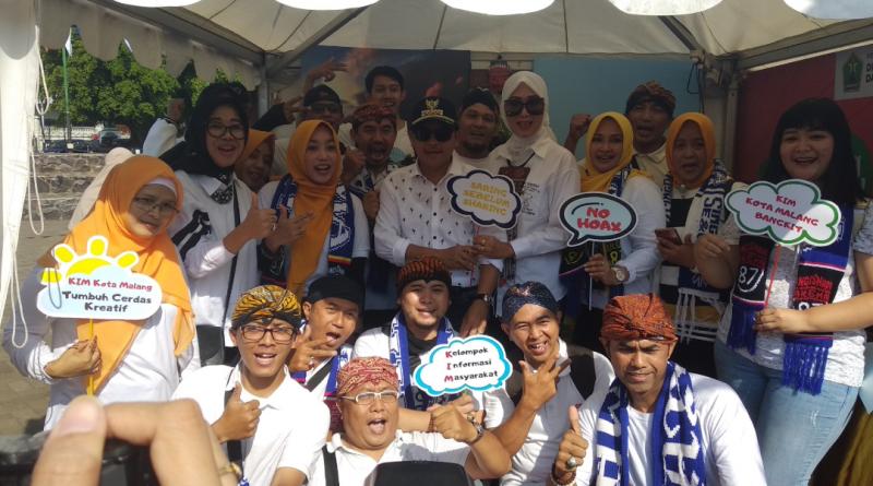 Walikota Malang Launching Aplikasi SAMBAT