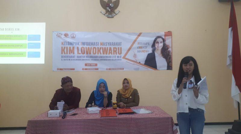 Anjangsana, Upaya Penguatan Kelembagaan KIM Kota Malang