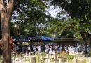 Haul Akbar, TPU Kasin di Padati Peziarah dari Berbagai Daerah