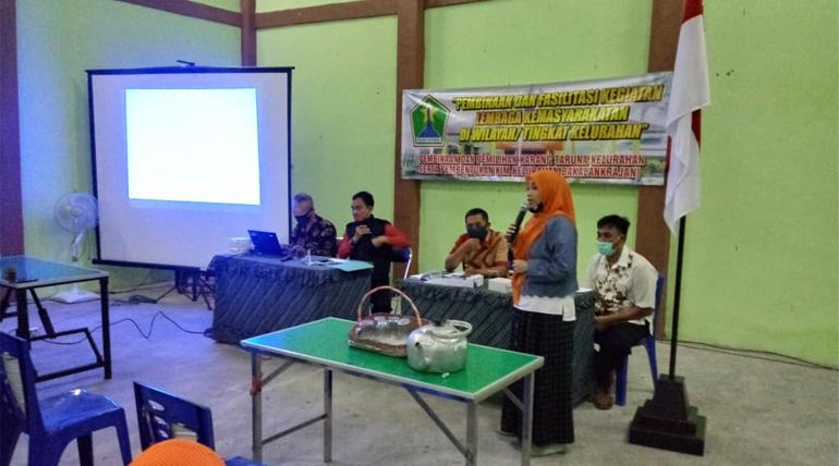 Pembentukan KIM di Kelurahan Bakalankrajan