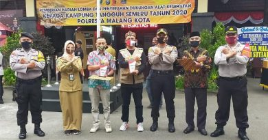 Pemenang Lomba Kampung Tangguh dari Tlogomas, Pastikan Berkiprah di Tingkat Jawa Timur