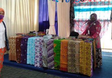 Gelar Batik Malangan dan Produk Unggulan Kota Malang di Gedung Kartini