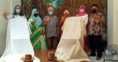 Launching Kampung Edukasi Batik RW 10 Bunulrejo