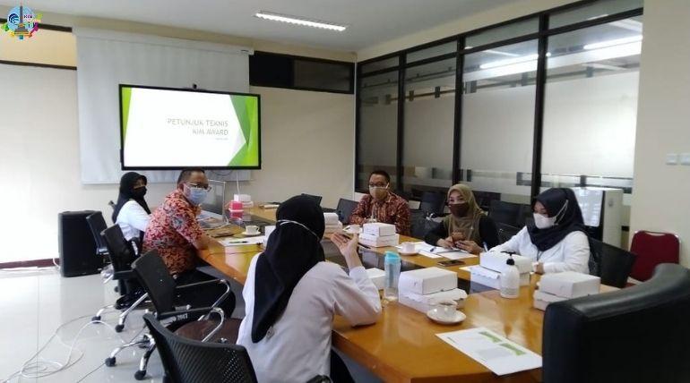 Rapat Persiapan KIM Award Kota Malang Tahun 2021