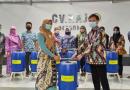 Sosialisasi Pengelolaan dan Pemanfaatan Limbah Organik Rumah Tangga dan Serah Terima Bantuan Tong Budidaya Cacing dari LP3M Univ Widyagama